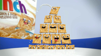 Cinnamon Toast Crunch TV Spot, 'Synchronized Dance' - Thumbnail 6