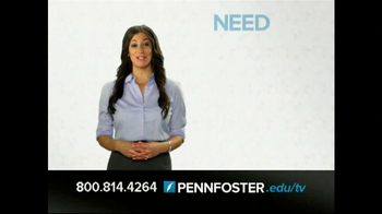 Penn Foster TV Spot, 'Online Education' - Thumbnail 1
