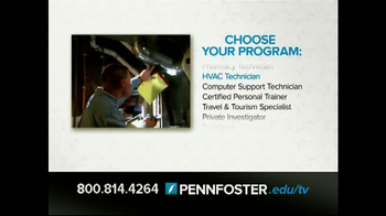 Penn Foster TV Spot, 'Online Education' - Thumbnail 5