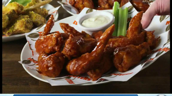 Hooters TV Spot, 'Playbook on Wings' - Thumbnail 8