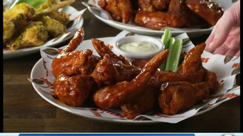 Hooters TV Spot, 'Playbook on Wings' - Thumbnail 9