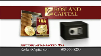 Rosland Capital TV Spot, 'Gold & Silver' - Thumbnail 10