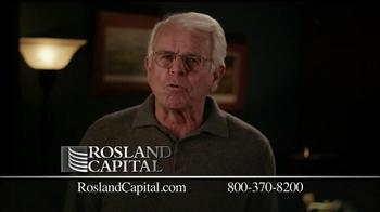 Rosland Capital TV Spot, 'Gold & Silver' - Thumbnail 4
