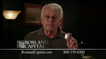 Rosland Capital TV Spot, 'Gold & Silver' - Thumbnail 5