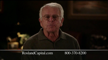 Rosland Capital TV Spot, 'Gold & Silver' - 387 commercial airings
