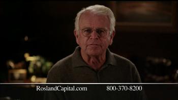Rosland Capital TV Spot, 'Gold & Silver' - Thumbnail 9
