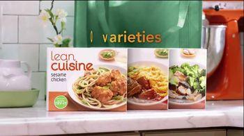 Lean Cuisine TV Spot, 'Protein'