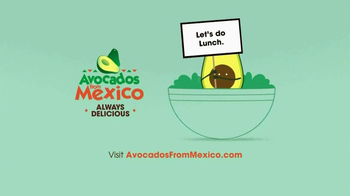 Avocados From Mexico TV Spot, 'Lunch' - Thumbnail 10