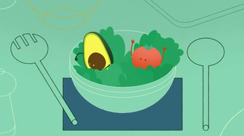 Avocados From Mexico TV Spot, 'Lunch' - Thumbnail 4