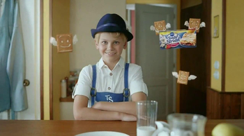 Pillsbury Toasters Strudel TV Spot, 'Good Morning With Hans Strudel' - Thumbnail 2