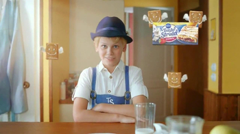 Pillsbury Toasters Strudel TV Spot, 'Good Morning With Hans Strudel' - Thumbnail 3