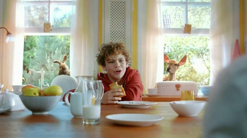 Pillsbury Toasters Strudel TV Spot, 'Good Morning With Hans Strudel' - Thumbnail 4