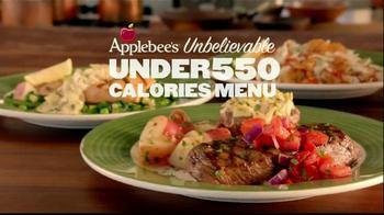 Applebee's 550 Calorie Menu TV Spot, 'WTW?' - Thumbnail 2
