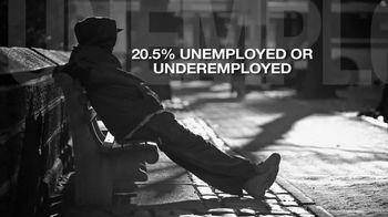 ns For Population Stabilization TV Spot, 'American Unemployment'