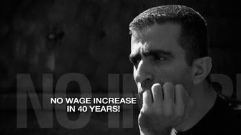 ns For Population Stabilization TV Spot, 'American Unemployment' - Thumbnail 9