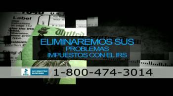 Community Tax TV Spot. 'IRS' [Spanish] - Thumbnail 10