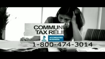 Community Tax TV Spot. 'IRS' [Spanish] - Thumbnail 3