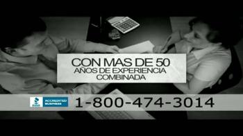 Community Tax TV Spot. 'IRS' [Spanish] - Thumbnail 4