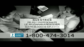 Community Tax TV Spot. 'IRS' [Spanish] - Thumbnail 5