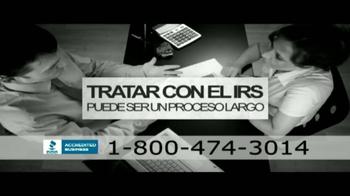 Community Tax TV Spot. 'IRS' [Spanish] - Thumbnail 7