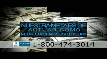 Community Tax TV Spot. 'IRS' [Spanish] - Thumbnail 8