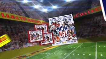 Panini 2013 NFL Sticker Collection TV Spot, 'Collect Them All' - Thumbnail 1