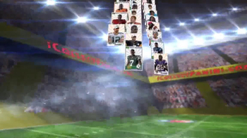 Panini 2013 NFL Sticker Collection TV Spot, 'Collect Them All' - Thumbnail 2