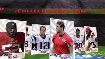 Panini 2013 NFL Sticker Collection TV Spot, 'Collect Them All' - Thumbnail 4