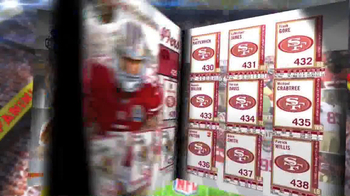 Panini 2013 NFL Sticker Collection TV Spot, 'Collect Them All' - Thumbnail 6