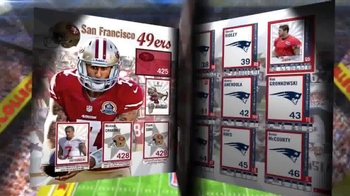 Panini 2013 NFL Sticker Collection TV Spot, 'Collect Them All' - Thumbnail 7