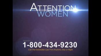 Goldwater Law Firm TV Spot, 'Depakote' - Thumbnail 1
