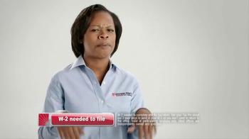 Jackson Hewitt TV Spot, 'No W-2' - Thumbnail 9