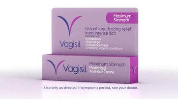 Vagisil TV Spot, 'Intimate Itch' - Thumbnail 6