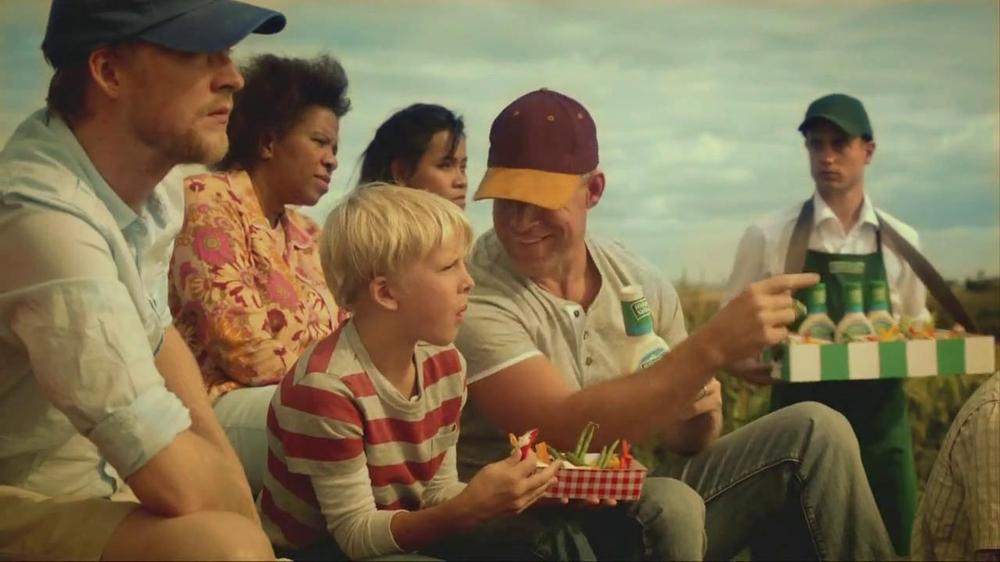 Hidden Valley TV Commercial, 'Ranch World'