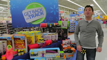 Walmart TV Spot, 'Back on Track' - Thumbnail 2