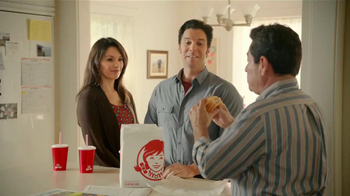 Wendy's Spicy Chipotle TV Spot, 'Papá' [Spanish] - Thumbnail 6