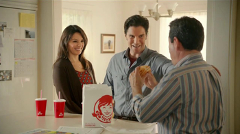 Wendy's Spicy Chipotle TV Spot, 'Papá' [Spanish] - 63 commercial airings
