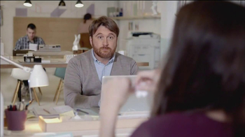 Dannon Light & Fit Greek Blends TV Spot, 'Paper Muffin' - Thumbnail 5