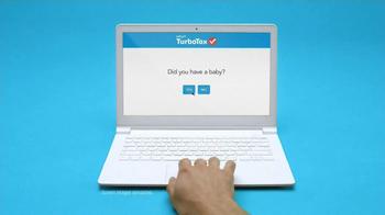 TurboTax TV Spot, 'Baby' - Thumbnail 8