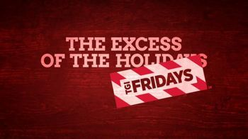 TGI Friday's TV Spot, 'Excess of the Holidays'