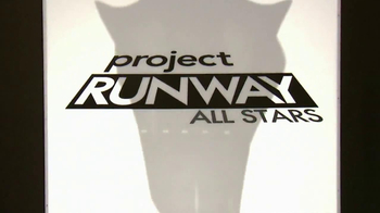 QVC TV Spot, 'Project Runway Allstars'