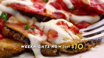 Olive Garden Weeknight Signature Favorites TV Spot, Song by Tim Myers - Thumbnail 10