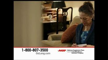 AARP Healthcare Options TV Spot, 'Go Long' - Thumbnail 10