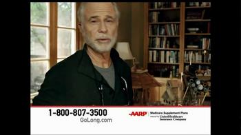 AARP Healthcare Options TV Spot, 'Go Long' - Thumbnail 5