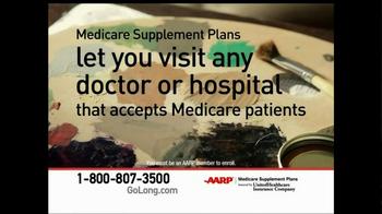 AARP Healthcare Options TV Spot, 'Go Long' - Thumbnail 6
