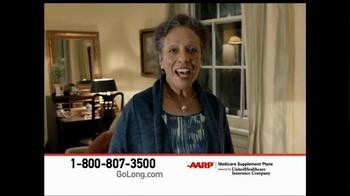 AARP Healthcare Options TV Spot, 'Go Long' - Thumbnail 8