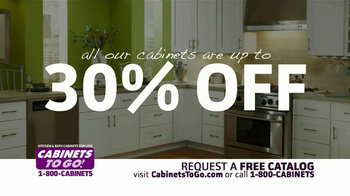 Cabinets To Go TV Spot  Featuring Alison Victoria - Thumbnail 10