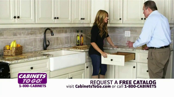 Cabinets To Go TV Spot  Featuring Alison Victoria - Thumbnail 3