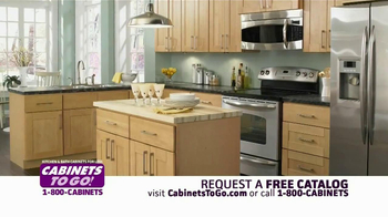 Cabinets To Go TV Spot  Featuring Alison Victoria - Thumbnail 5