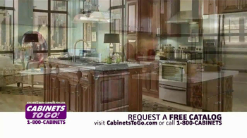 Cabinets To Go TV Spot  Featuring Alison Victoria - Thumbnail 6